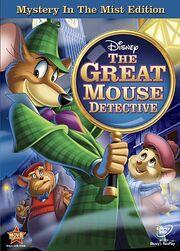 TheGreatMouseDetective 2010 DVD