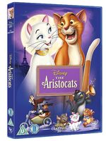 The Aristocats UK DVD 2014