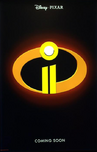 The Incredibles 2 D23 Poster