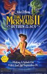 The Little Mermaid II - Return to the Sea poster