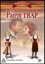 The Parent Trap 2004 AUS DVD
