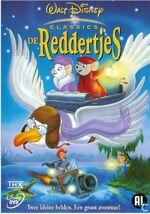 The Rescuers 2002 Dutch DVD