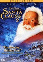 The Santa Clause 2 DVD Fullscreen