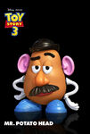 Toy Story 3 - Mr. Potato Head - Poster 2