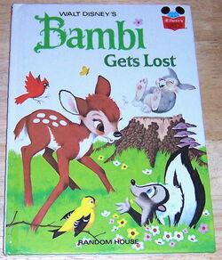 Bambi gets lost 2