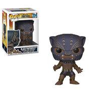 Black Panther Warrior Falls POP