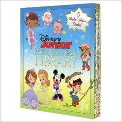 Disney junior lgb library