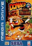 Donald in Maui Mallard Mega Drive Cover