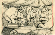 Elephants-hide-concept