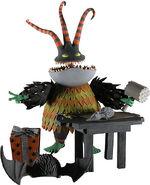 Harlequin Demon Figure