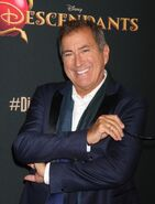 Kenny Ortega Descendents premiere