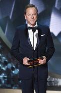 Kiefer Sutherland 68th Emmys