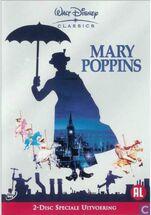 Mary Poppins 2005 Dutch DVD