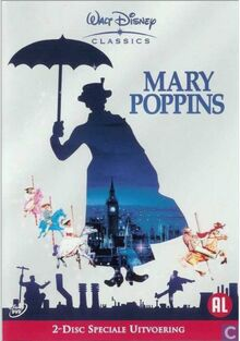 Mary Poppins 2005 Dutch DVD