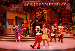 Mickey's Magical TV World