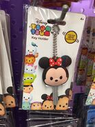 Minnie Mouse Tsum Tsum Key Holder