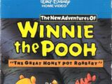 The New Adventures of Winnie the Pooh videography