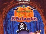 O Halloween de Pooh e o Efalante