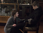 Once Upon a Time - 6x19 - The Black Fairy - Photogrphy - Belle and Gideon