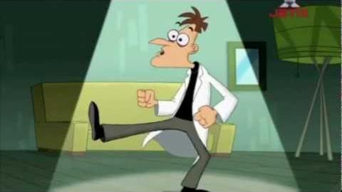 Phineas & Ferb - De Nederlandse stem van Dr