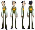 Principal Slimovitz's Outfit in Season 2