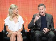 Robin Williams & Sarah Michelle Gellar Summer 2013 TCA Tour