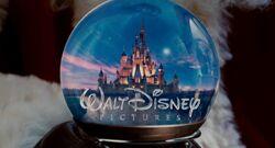 The Santa Clause 3 - Disney logo