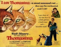 Three Lives of Thomasina