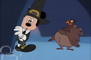 Turkey angry with Mickey