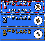 Walt Disney World Quest GBC Leaderboard 2