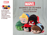 Women of Power Tsum Tsum Tuesday UK