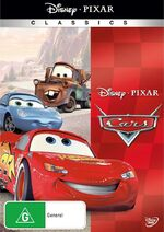 Cars 2010 AUS DVD