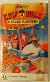 Chip N Dale Rescue Rangers Crimebusters 1989 AUS VHS