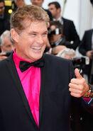 David Hasselhoff 66th Cannes Fest