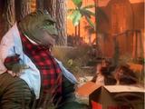 Endangered Species (Dinosaurs)