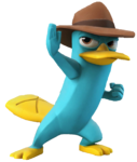 Disney INFINITY - Perry the Platypus