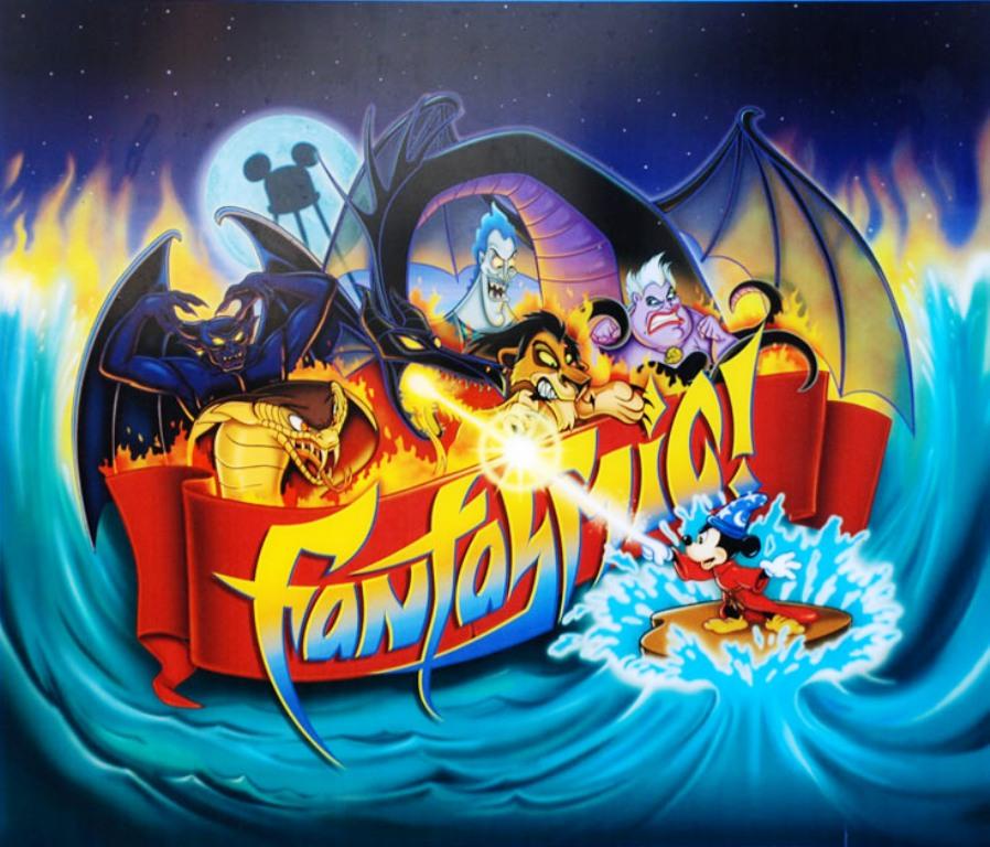 Fantasmic Fantasmic Disney Wiki FANDOM