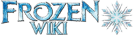 Frozen Wiki-wordmark