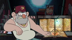 "Gravity Falls S2E1 ""keep playing it cool"""