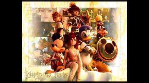 Kingdom Hearts - Hikari by Hikaru Utada