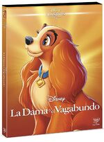 Lady and the Tramp DVD Mexico