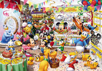Mickey and Friends puzzle