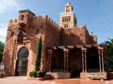 Pavilhão Marrocos
