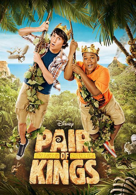 Pair of kings poster 1