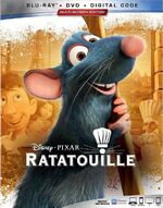 Ratatouille Blu-ray 2019