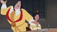 Ratcliffe and Pocahontas