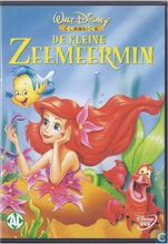 The Little Mermaid 2000 Dutch DVD