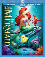 The Little Mermaid Combo Pack