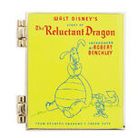 The Reluctant Dragon Limited Release Pin - March 2017 outside
