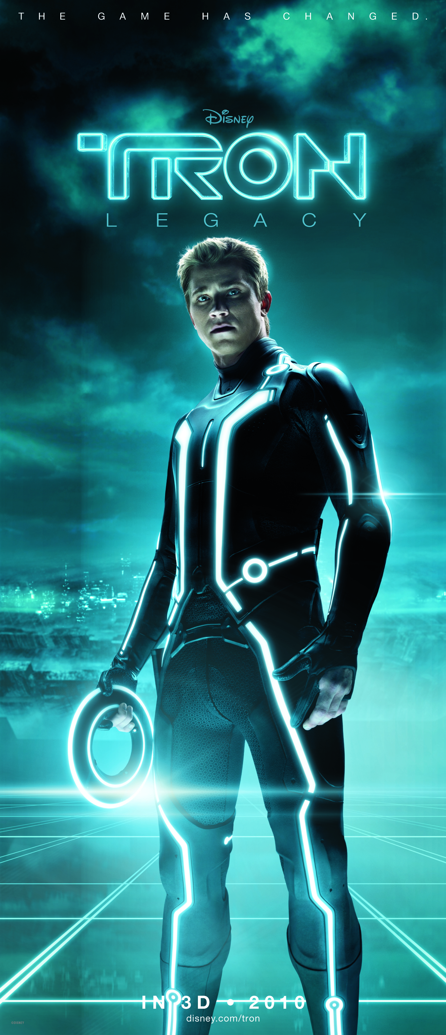 image - tron legacy poster 06 | disney wiki | fandom powered
